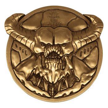 Doom médaillon Baron Level Up Limited Edition