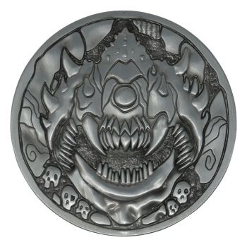 Doom médaillon Cacodemon Level Up Limited Edition