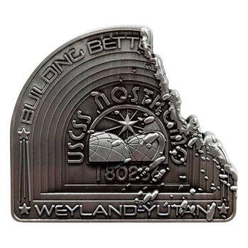 Alien pin's Nostromo Limited Edition