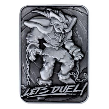 Yu-Gi-Oh! réplique Card Exodia The Forbidden One Limited Edition
