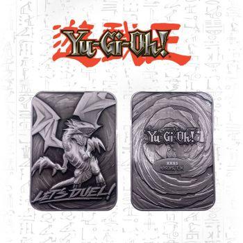 Yu-Gi-Oh! réplique God Card Blue Eyes White Dragon