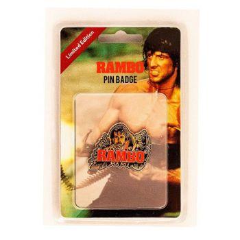 Rambo badge Rambo