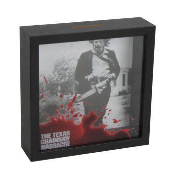 Massacre à la tronçonneuse tirelire Leatherface 20 cm