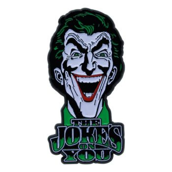 DC Comics pin's The Joker Limited Edition