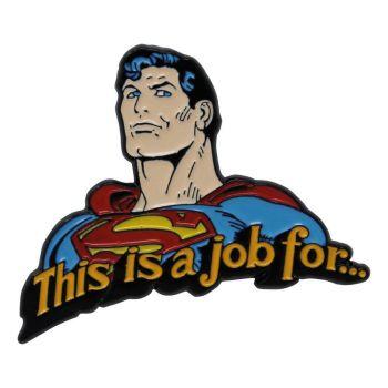 DC Comics pin's Superman Limited Edition