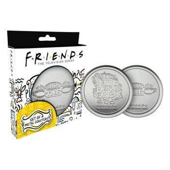 Friends pack 4 sous-verres Central Perk