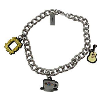 Friends Bracelet Charm avec pendentifs Limited Edition