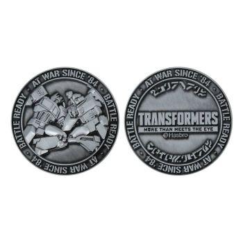 Transformers pièce de collection Battle Ready Limited Edition