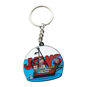 Les Dents de la mer porte-clés métal Limited Edition