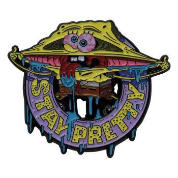 Bob l´éponge pin's Stay Pretty Limited Edition