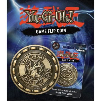 Yu-Gi-Oh! réplique 1/1 Flip Coin