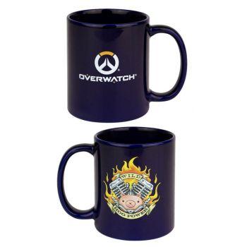 Overwatch mug Roadhog