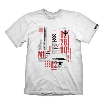 Call of Duty: Black Ops Cold War T-Shirt Defcon-1