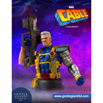 Marvel buste 1/6 Cable 24 cm