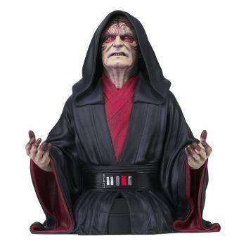 Star Wars Episode IX buste 1/6 Emperor Palpatine 18 cm