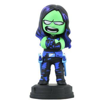Marvel Animated statuette Gamora 10 cm