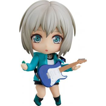 BanG Dream! Girls Band Party! figurine Nendoroid Moca Aoba Stage Outfit Ver. 10 cm