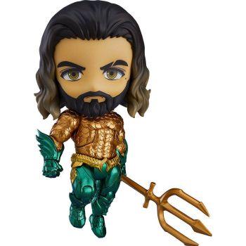 Aquaman Movie figurine Nendoroid Aquaman Hero's Edition 10 cm