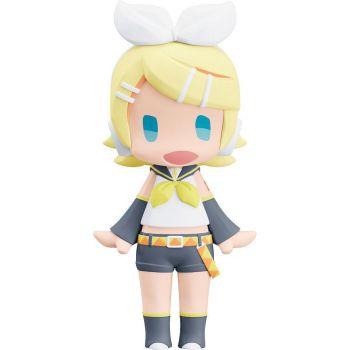Character Vocal Series 02: Kagamine Rin/Len figurine HELLO! GOOD SMILE Kagamine Rin 10 cm