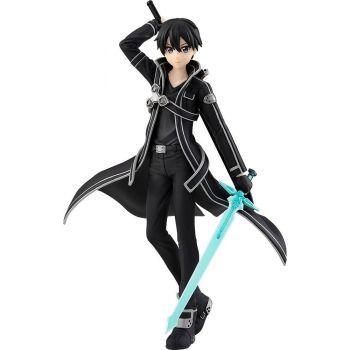 Sword Art Online Progressive: Aria of a Starless Night statuette Pop Up Parade Kirito 18 cm