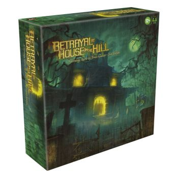 Avalon Hill jeu de plateau Betrayal at House on the Hill *ALLEMAND*