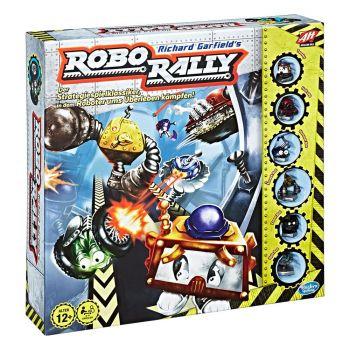 Avalon Hill jeu de plateau Robo Rally *ALLEMAND*