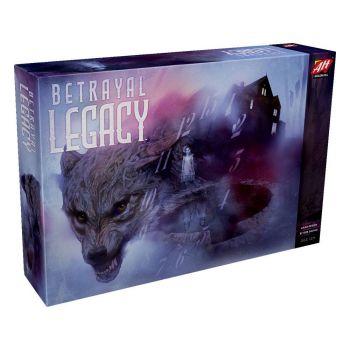 Avalon Hill jeu de plateau Betrayal Legacy *ANGLAIS*