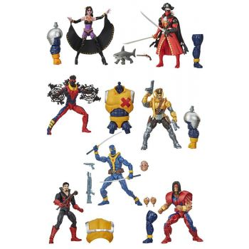 Marvel Legends Series Deadpool 2020 Wave 1 assortiment figurines 15 cm (8)