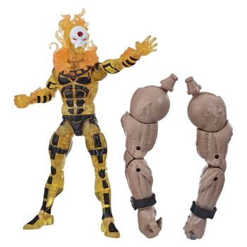 X-Men: Age of Apocalypse Marvel Legends Series figurine 2020 Sunfire 15 cm --- EMBALLAGE ENDOMMAGE