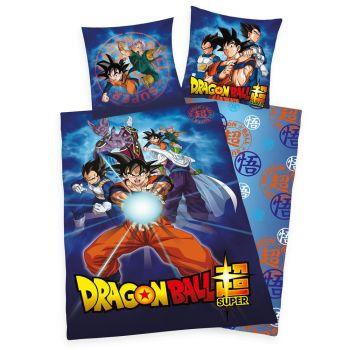 Dragonball Super parure de lit Characters 135 x 200 cm / 80 x 80 cm