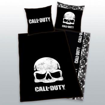Call of Duty parure de lit Skull 135 x 200 cm / 80 x 80 cm