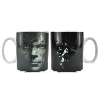 Le Trône de fer T mug effet thermique Tyrion Lannister
