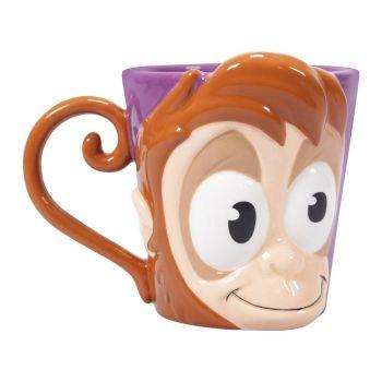 Aladdin mug Shaped Abu
