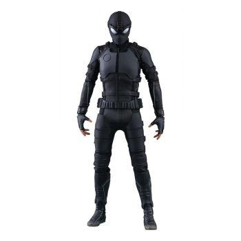 Spider-Man : Far From Home figurine Movie Masterpiece 1/6 Spider-Man (Stealth Suit) 29 cm