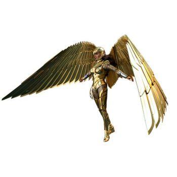 Wonder Woman 1984 figurine Movie Masterpiece 1/6 Golden Armor Wonder Woman (Deluxe) 30 cm