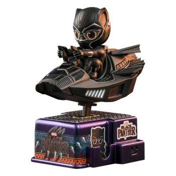 Black Panther figurine sonore et lumineuse CosRider Black Panther 15 cm