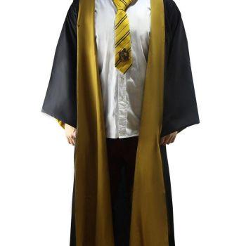 Harry Potter robe de sorcier Hufflepuff