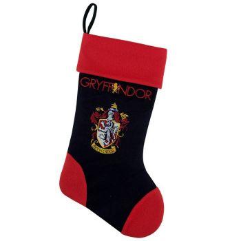Harry Potter Chaussette de Noël Gryffindor 45 cm