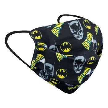 DC Comics Masque en tissu Batman Noir