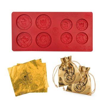 Harry Potter moule à Gringotts Bank Coin