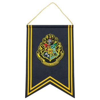 Harry Potter bannière Hogwarts 30 x 44 cm
