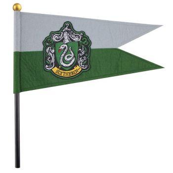 Harry Potter drapeau Slytherin
