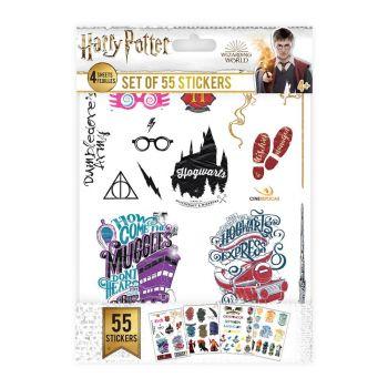 Harry Potter set autocollants Symbols