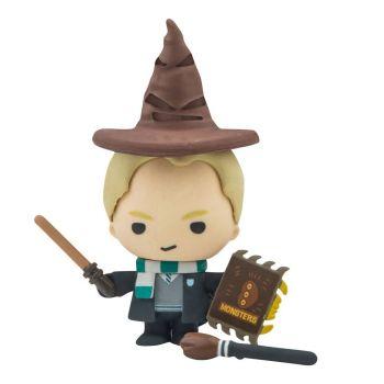 Harry Potter présentoir figurines / gommes Gomee Draco Malfoy (10)