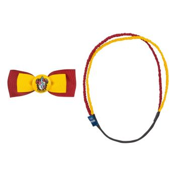 Harry Potter set 2 accessoires pour cheveux Trendy Gryffondor