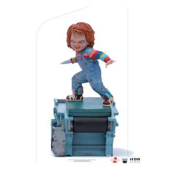 Chucky, la poupée de sang statuette 1/10 Art Scale Chucky 15 cm