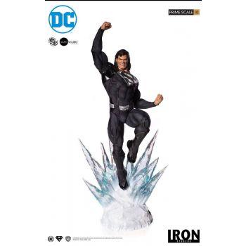 DC Comics statuette Prime Scale 1/3 Superman (Black Suit) 95 cm