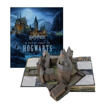Harry Potter livre animé 3D A Pop-Up Guide to Hogwarts *ANGLAIS*