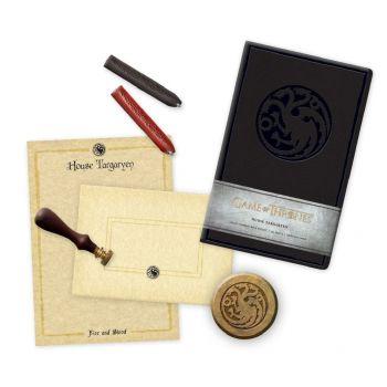 Le Trône de Fer set de papeterie Deluxe House Targaryen