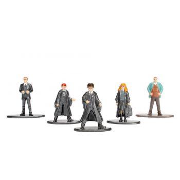 Harry Potter pack 5 figurines Diecast Nano Metalfigs Wave 1 4 cm